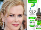 Ankle Injury Turns Nicole Kidman Into CBD Believer