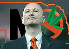 Nebraska Gov. Pete Ricketts Says Cannabis Kills Kids. Really?
