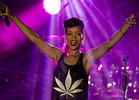 Rihanna Is a Top CelebStoner