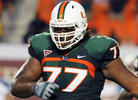 Miami Lineman Fails Drug Test at NFL Combine