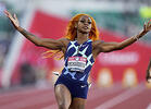 Track Star Sha'Carri Richardson Suspended, Uses Cannabis to Cope; Biden Says Rules Are Rules