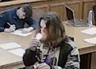 Stoner Disobedience: Dude Lights Up in Court