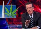 Stephen Colbert: 'DC Now Stands for Dank Chronic'