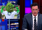 Colbert Weighs in on Marijuana Legalization in Ohio