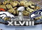 It's Denver vs. Seattle in the Stoner Bowl!