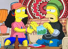 Marge and Homer Face Off on Pot in New 'Simpsons' Episode
