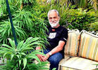 Tommy Chong's Medical Marijuana Garden