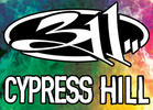 Unity Tour Dates: 311 & Cypress Hill