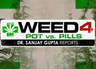 Dr. Sanjay Gupta Says Pot Can Replace Pills on 'Weed 4'