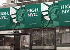 CBS Nixes WeedMaps' Times Square Ad
