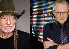 When Willie Nelson and Larry King Talked About Weed