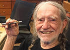 Willie Nelson on Pot: 'I'm Not Smoking Anymore and I'm Not Smoking Any Less'