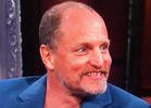 Woody Harrelson to Colbert: 'You Don't Have to Smoke a Brownie, Dude'