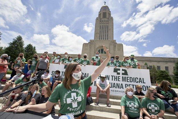 The Battle for Medical Marijuana in Nebraska