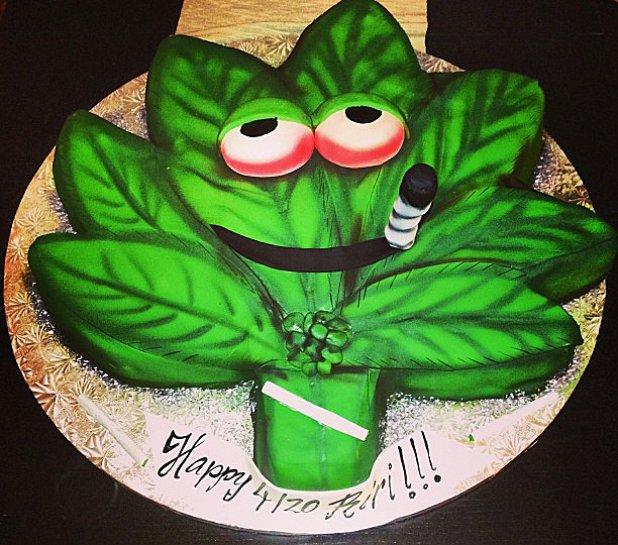 Hanna Beth Birthday Cake