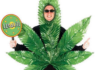 10 Stoner-Friendly Halloweed Costumes