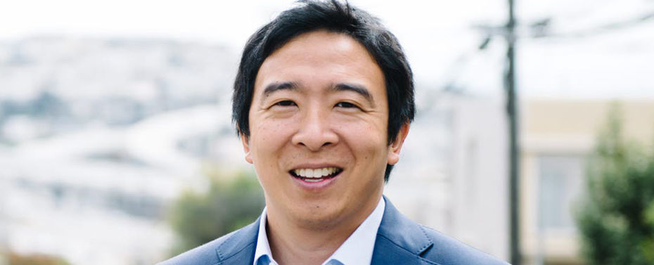 Tommy Chong Backs Andrew Yang for President
