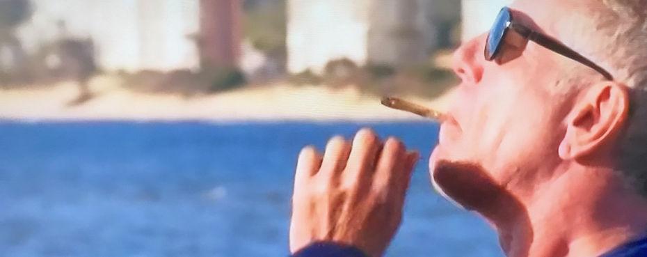 Anthony Bourdain: High in Uruguay