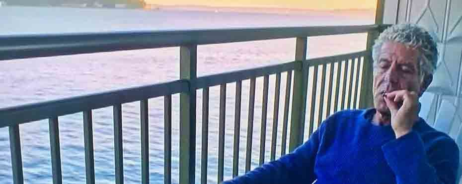 Anthony Bourdain: Stoned in Seattle