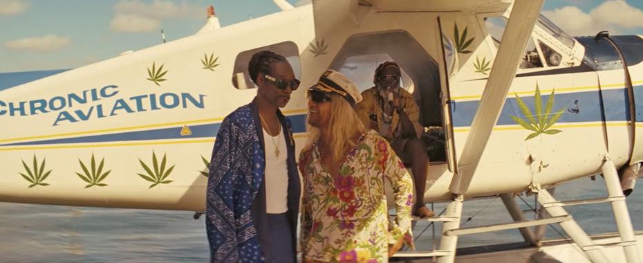Stoner Movie Trailer: Matthew McConaughey and Snoop Dogg in 'The Beach Bum'