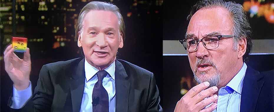 Bill Maher Compares 'Growing Belushi' to 'Green Acres'