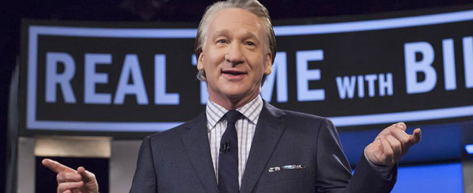 Bill Maher Snubbed by Emmys Again, Not Even a 2018 Nomination