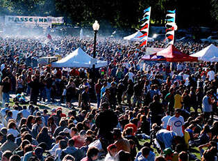 Boston Freedom Rally and Seattle Hempfest Criticize Competing Event