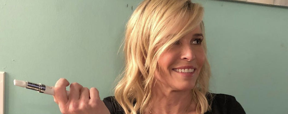 Chelsea Handler on Her New Cannabis Product Line and Getting High with Willie Nelson