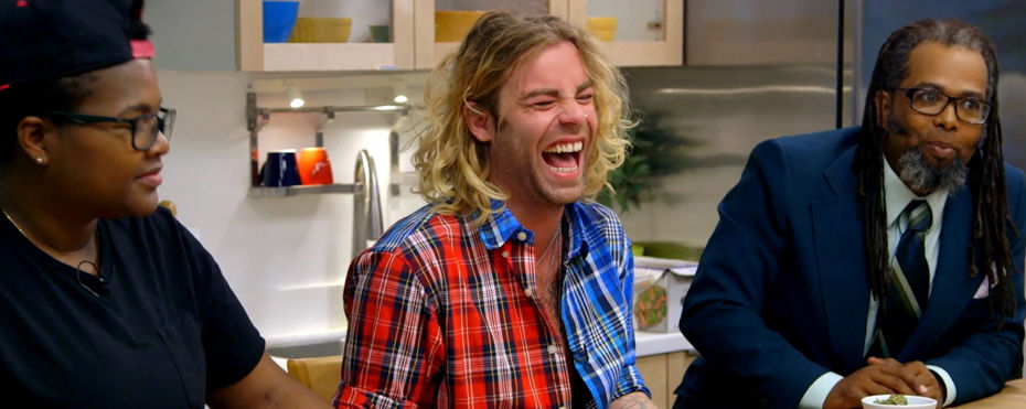 Netflix Review: 'Cooking on High'