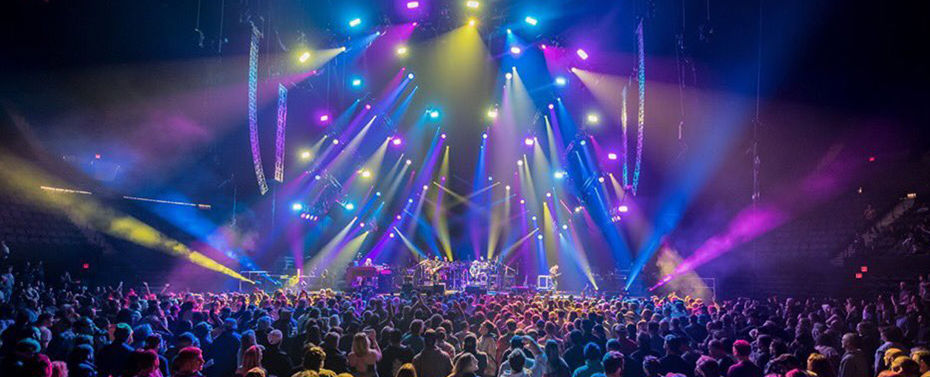 Dozens of Deadheads Busted for Drugs at Nassau Coliseum Shows