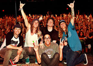 High Tune: Dirty Heads' 'Lift Me Up'