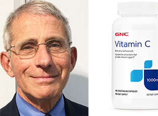 Dr. Fauci Agrees: Vitamins C and D Can Fight Coronavirus