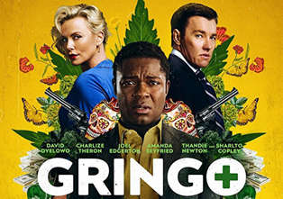 'Gringo' Movie Trailer and Poster
