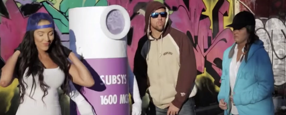 Insys Pharmaceuticals' Subsys Rap Video