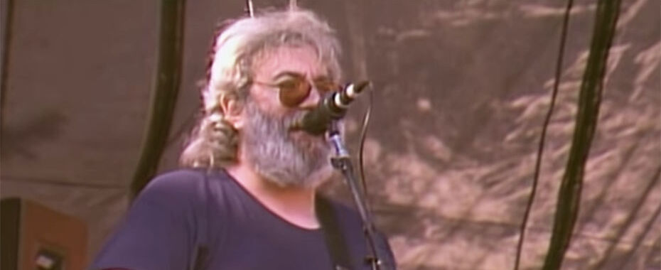 New Grateful Dead Video from 1987: 'West L.A. Fadeaway'