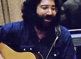 Jerry Garcia - 'High Time' (Solo Acoustic, 1970)