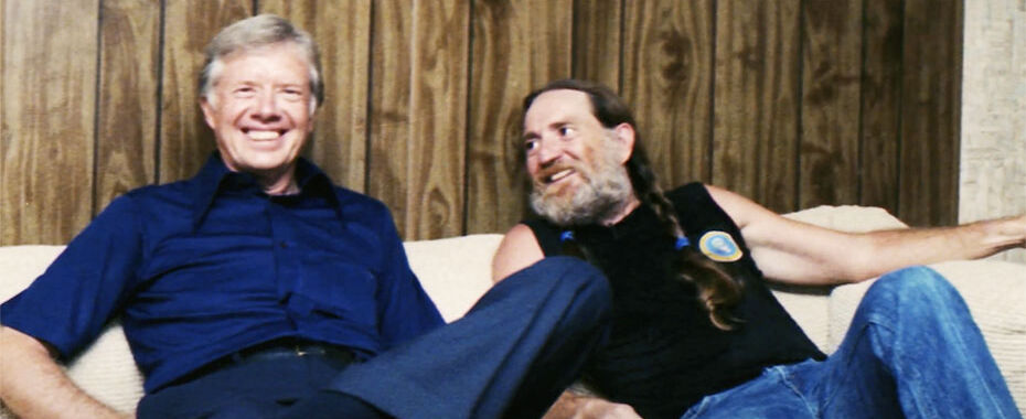 Willie Nelson's White House Story Told in Jimmy Carter Documentary