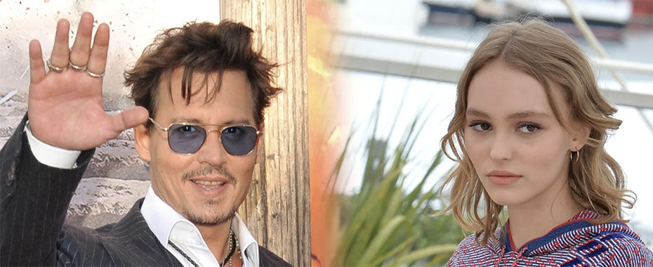 Johnny Depp Got His Daughter Stoned... When She Was 13