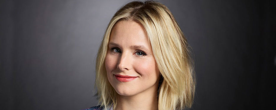 Actress Kristen Bell Says, 'Weed Rules'
