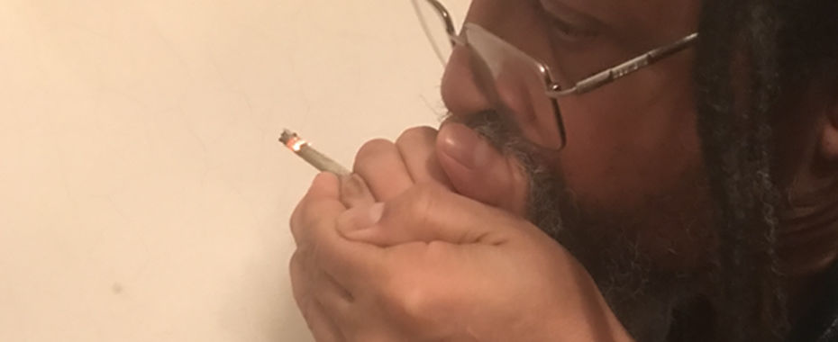 Stoner Advisory: Stop Sharing Joints, Pipes and Pens