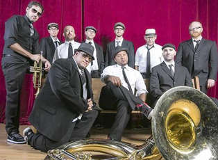 CelebStoner Video Premiere: Lowdown Brass Band's 'We Just Want to Be'