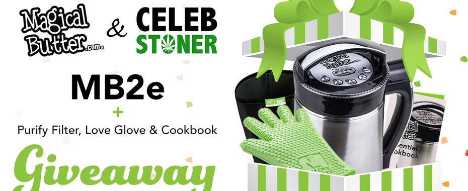 CelebStoner MagicalButter 7/10 Contest