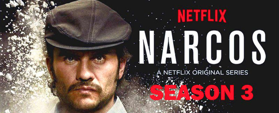 Netflix Promotes 'Narcos' Season 3 with Powdered Donuts and Colombian Coffee