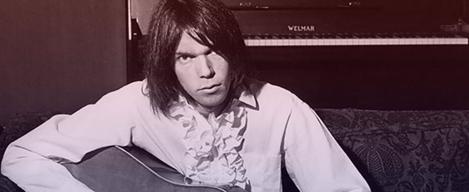 Neil Young's 1975 'Homegrown' Finally Released