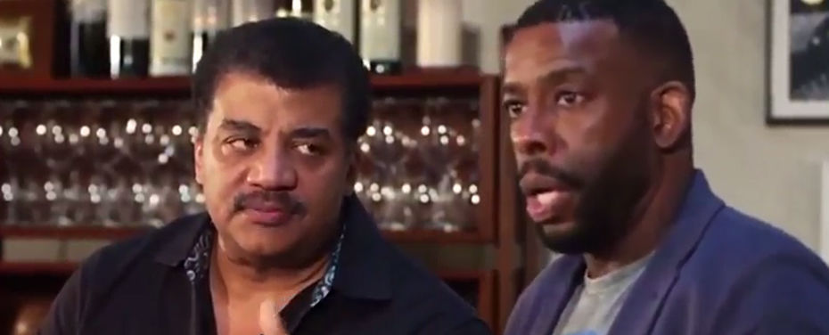 Neil deGrasse Tyson Talks About 'Smoking a Few Jays'