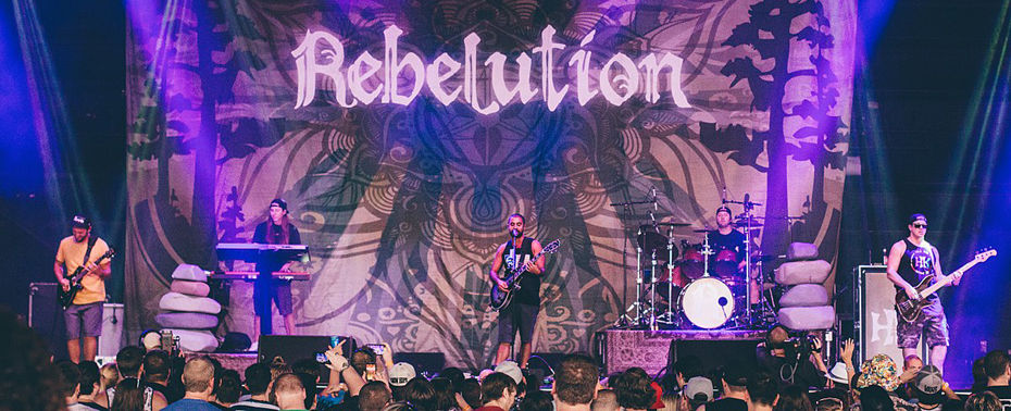 You Say You Want a Rebelution: Reggae Band Supports Last Prisoner Project
