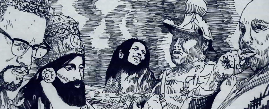 On Bob Marley's 75th Birthday, A New Video for 'Redemption Song'