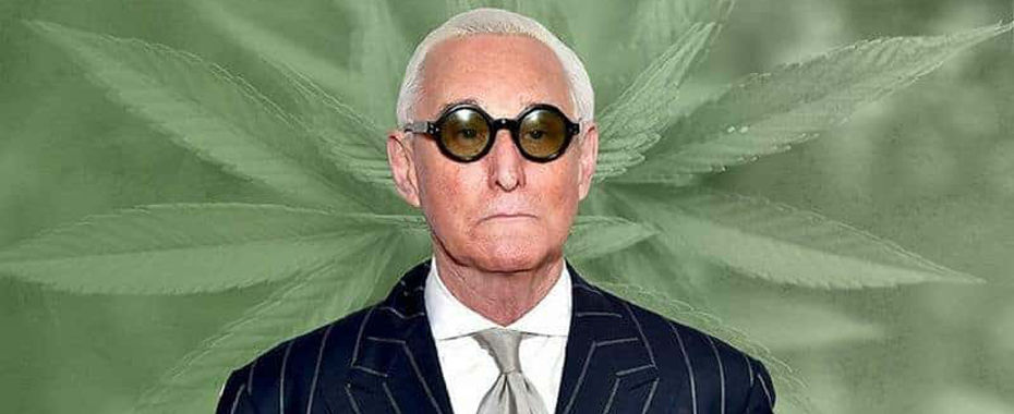 Roger Stone's Pipe Dream Goes Up in Smoke