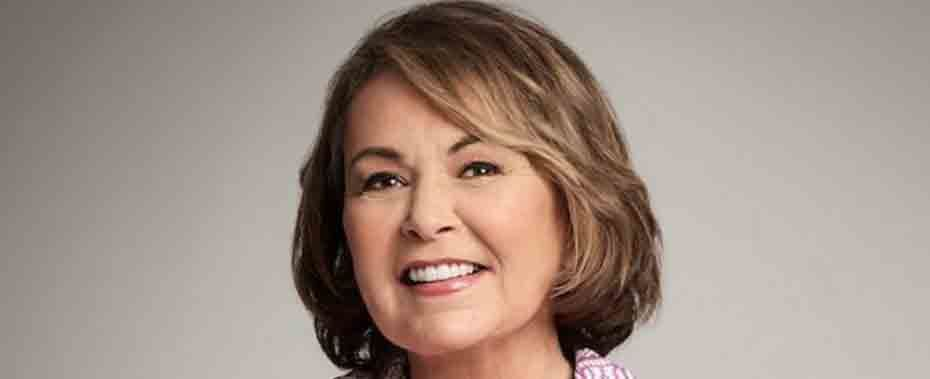 Roseanne Barr: The Harder They Fall