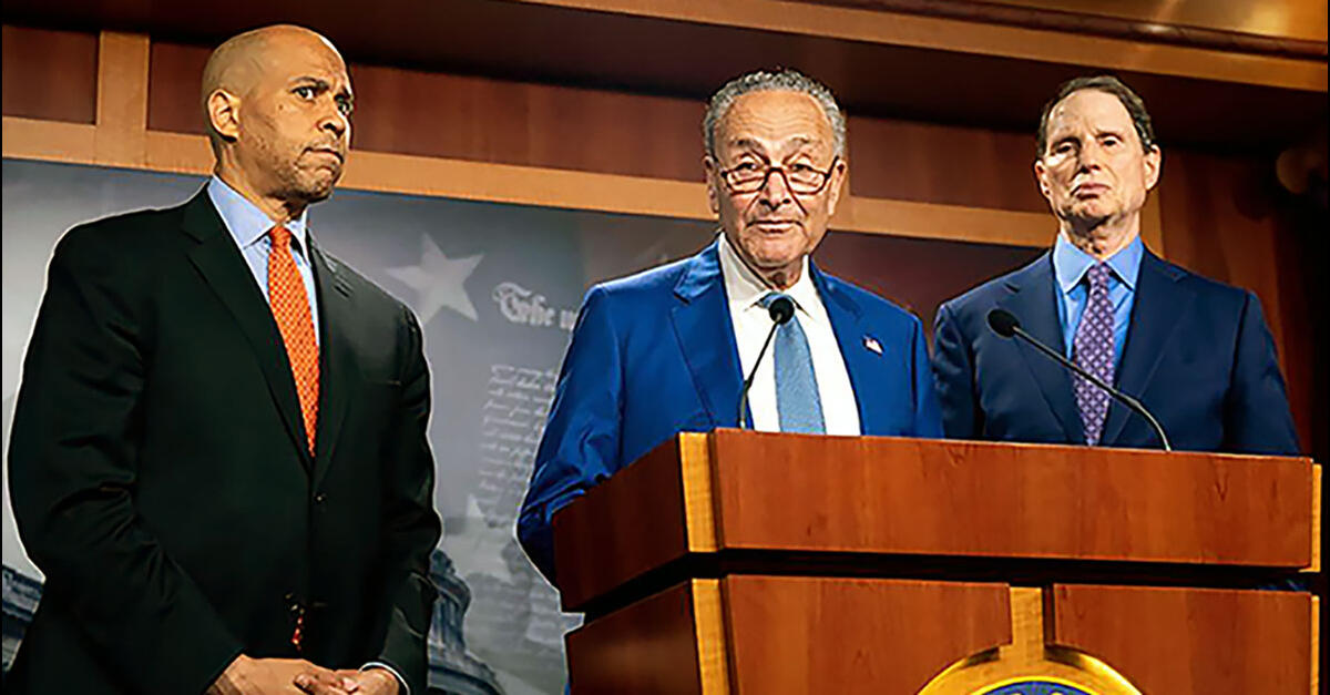 Chuck Schumer on Cannabis Act: We Can Pass This